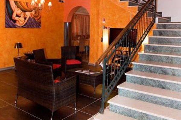 Hotel Villa Del Mar - фото 15