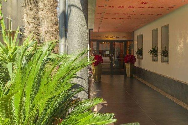 Hotel Villa Del Mar - фото 16