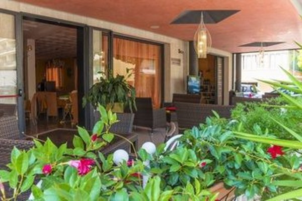 Hotel Villa Del Mar - фото 20