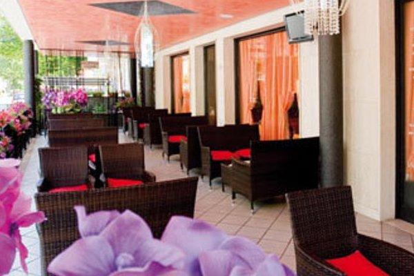Hotel Villa Del Mar - фото 8