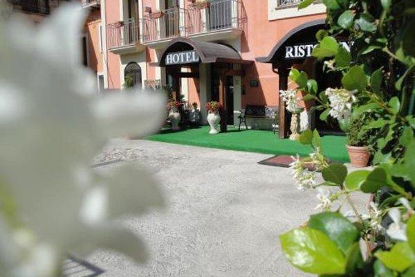 Hotel Antiche Terme - фото 19