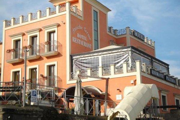 Hotel Antiche Terme - фото 22
