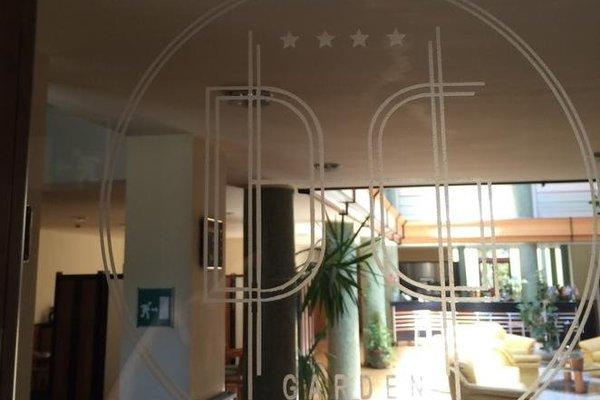 Hotel D.G. Garden - фото 17