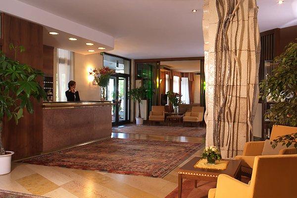 Hotel Du Lac et Bellevue - фото 14