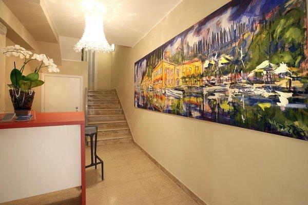 Mariposa Apartments - фото 12