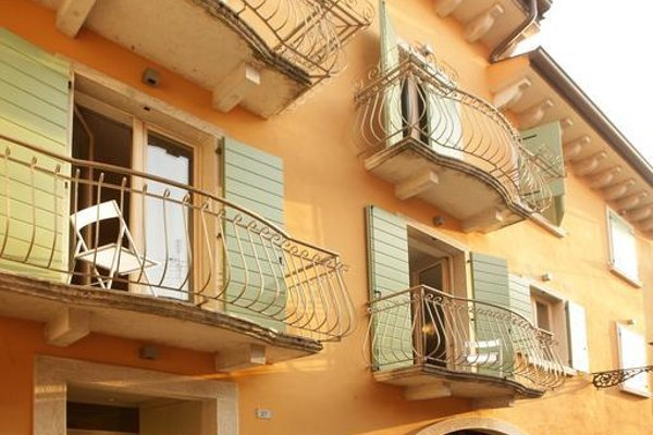 Mariposa Apartments - фото 22