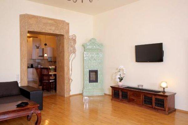 Apartament Secesyjny - фото 10
