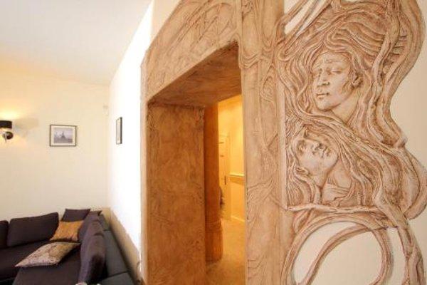 Apartament Secesyjny - фото 12