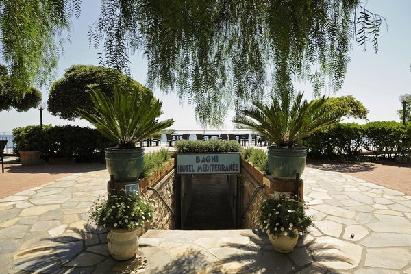 Grand Hotel Mediterranee - фото 21