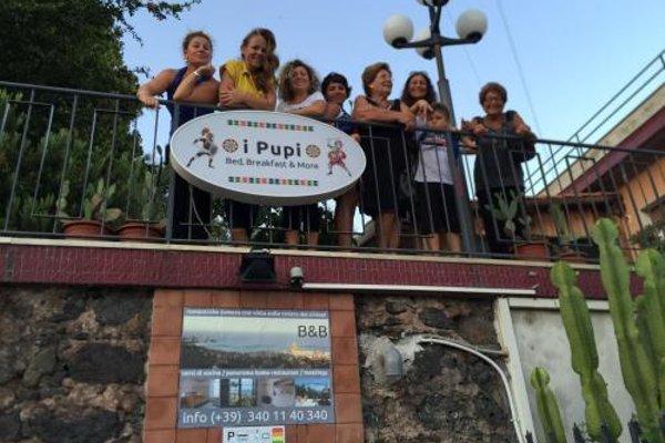 Pupi Catania Etna B&B - 23