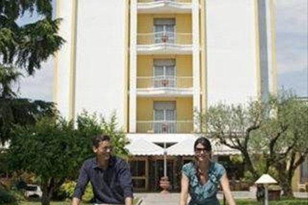 Hotel Harrys' Garden - фото 22