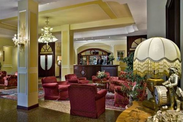 Hotel Terme Salus - фото 7
