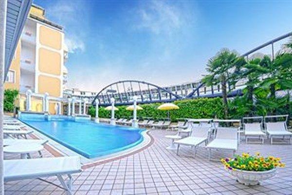 Hotel Aurora Terme - фото 21