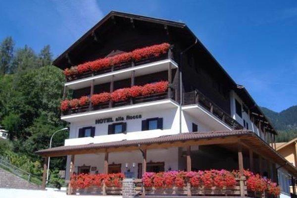 Hotel Alla Rocca - фото 23