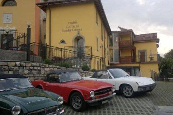 Hotel Corte Santa Libera - фото 19