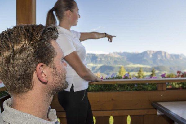 Gran Panorama Wellnesshotel Sambergerhof - фото 14