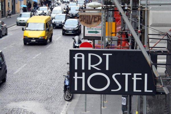Art Hostel - фото 17
