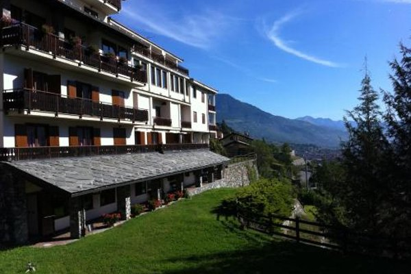 Hotel Panoramique - фото 19