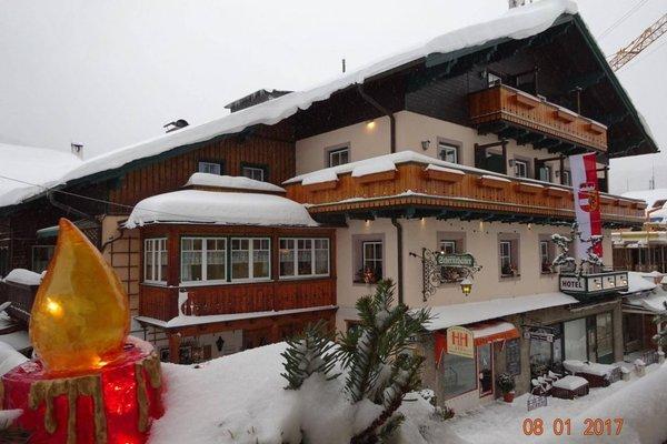 Hotel-Garni Schernthaner - фото 22