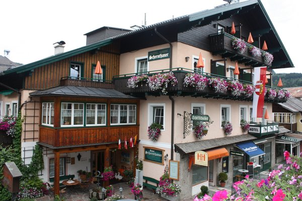 Hotel-Garni Schernthaner - фото 23