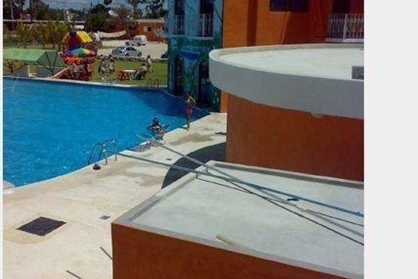 Hotel Hacienda Campestre - 10