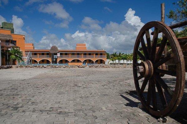 Hotel Hacienda Campestre - 11