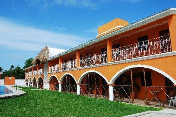 Hotel Hacienda Campestre - 14