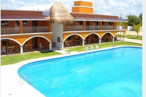 Hotel Hacienda Campestre - 17