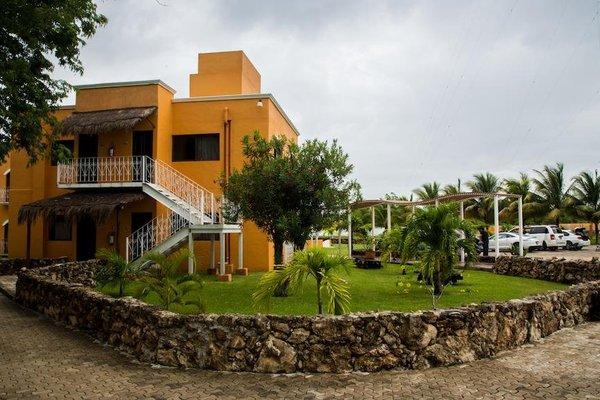 Hotel Hacienda Campestre - 19