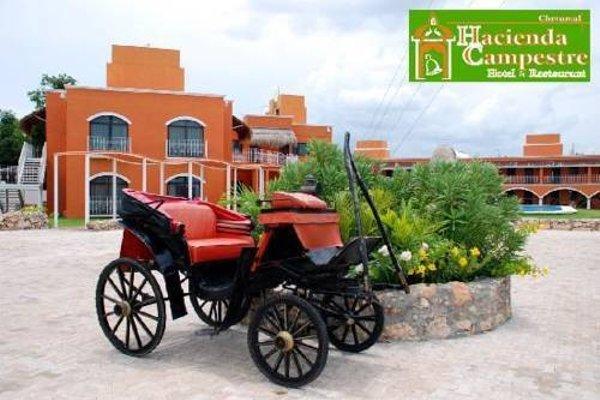 Hotel Hacienda Campestre - 21