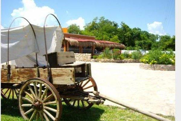 Hotel Hacienda Campestre - 22