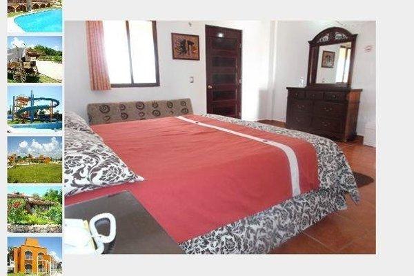 Hotel Hacienda Campestre - 3