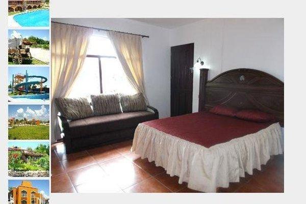 Hotel Hacienda Campestre - 4