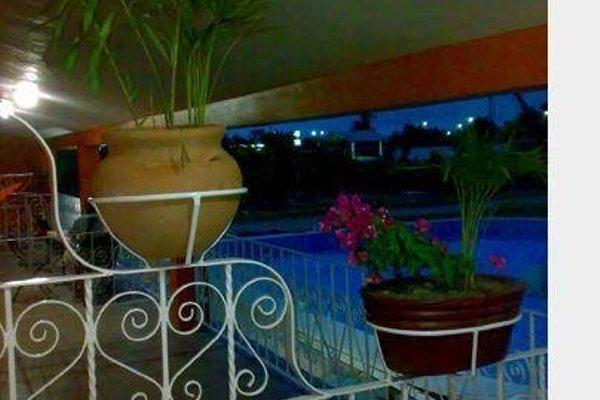 Hotel Hacienda Campestre - 7