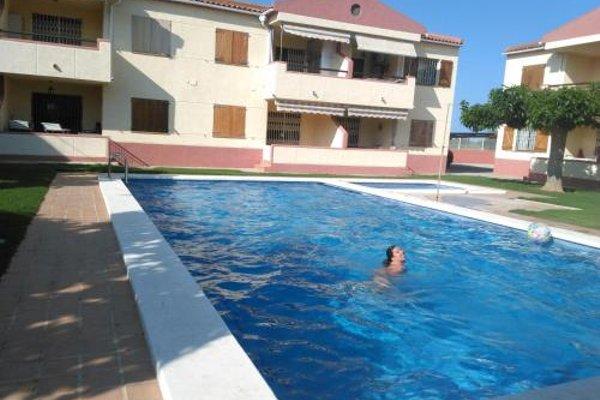 Apartments Aigua Oliva - фото 50