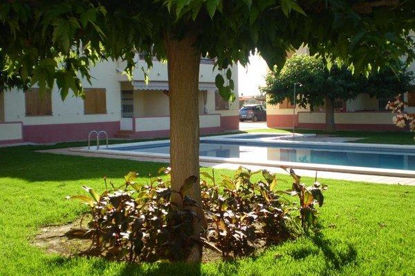 Apartments Aigua Oliva - фото 20