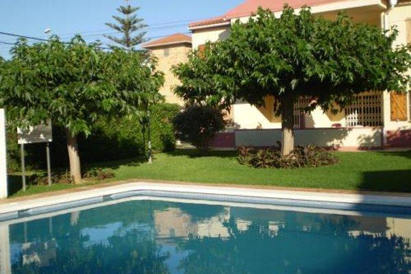 Apartments Aigua Oliva - фото 22