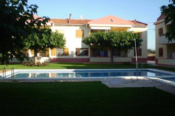 Apartments Aigua Oliva - фото 23