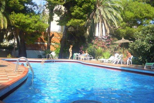 Apartamentos El Oasis - фото 50