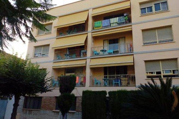 Apartamentos El Oasis - фото 22