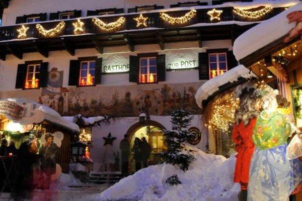 Hotel Gasthof zur Post - 23