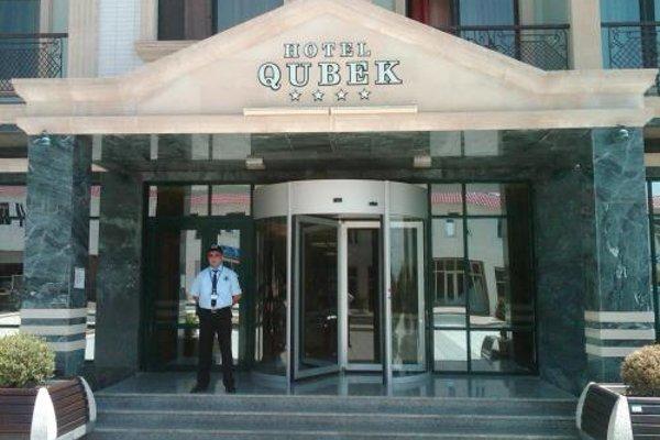 Квибек отель - фото 18