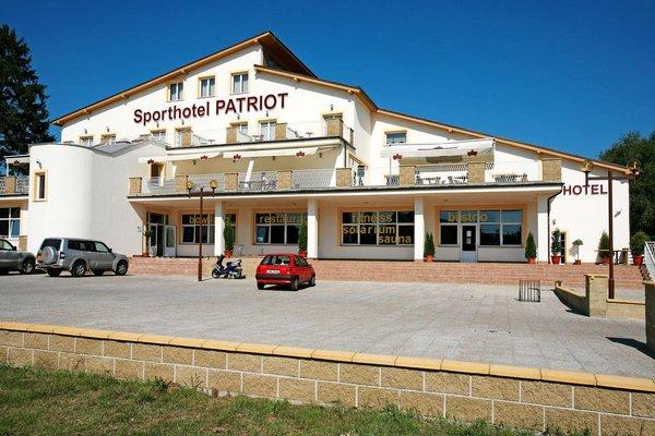 Sporthotel Patriot - фото 22
