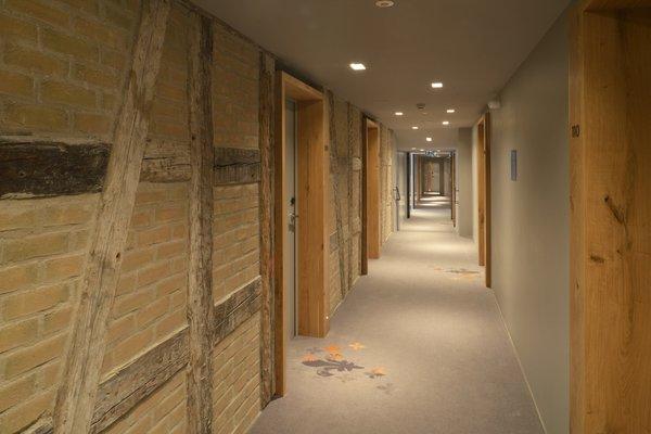 Hôtel Les Haras - фото 15