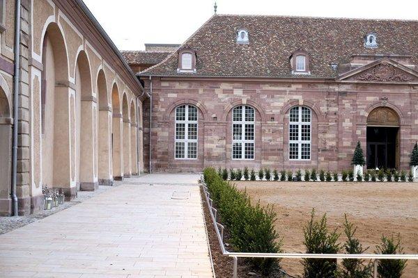 Hôtel Les Haras - фото 20
