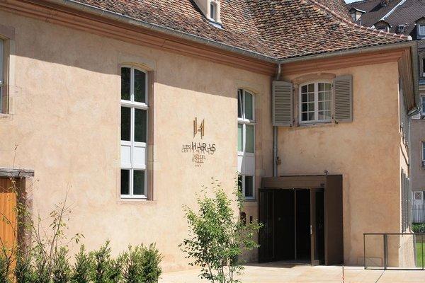 Hôtel Les Haras - фото 21