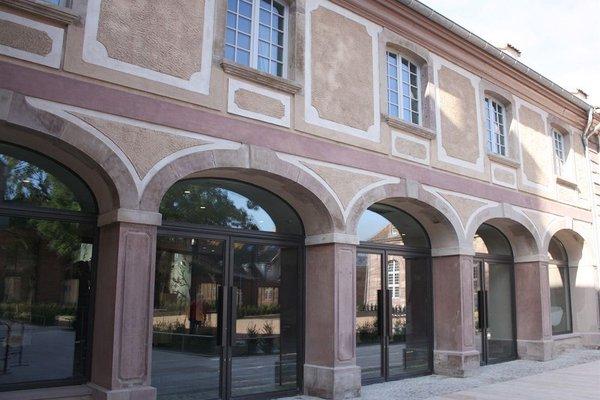 Hôtel Les Haras - фото 23