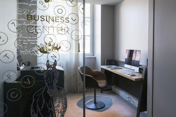 Hôtel Les Haras - фото 3