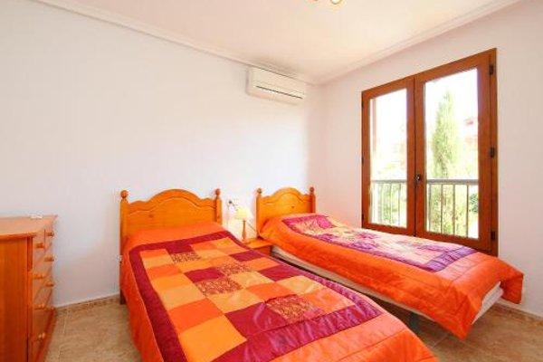 Holiday Home Balcon de Finestrat - фото 15