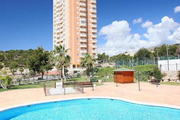 Apartment Jardin de Benidorm I - фото 18